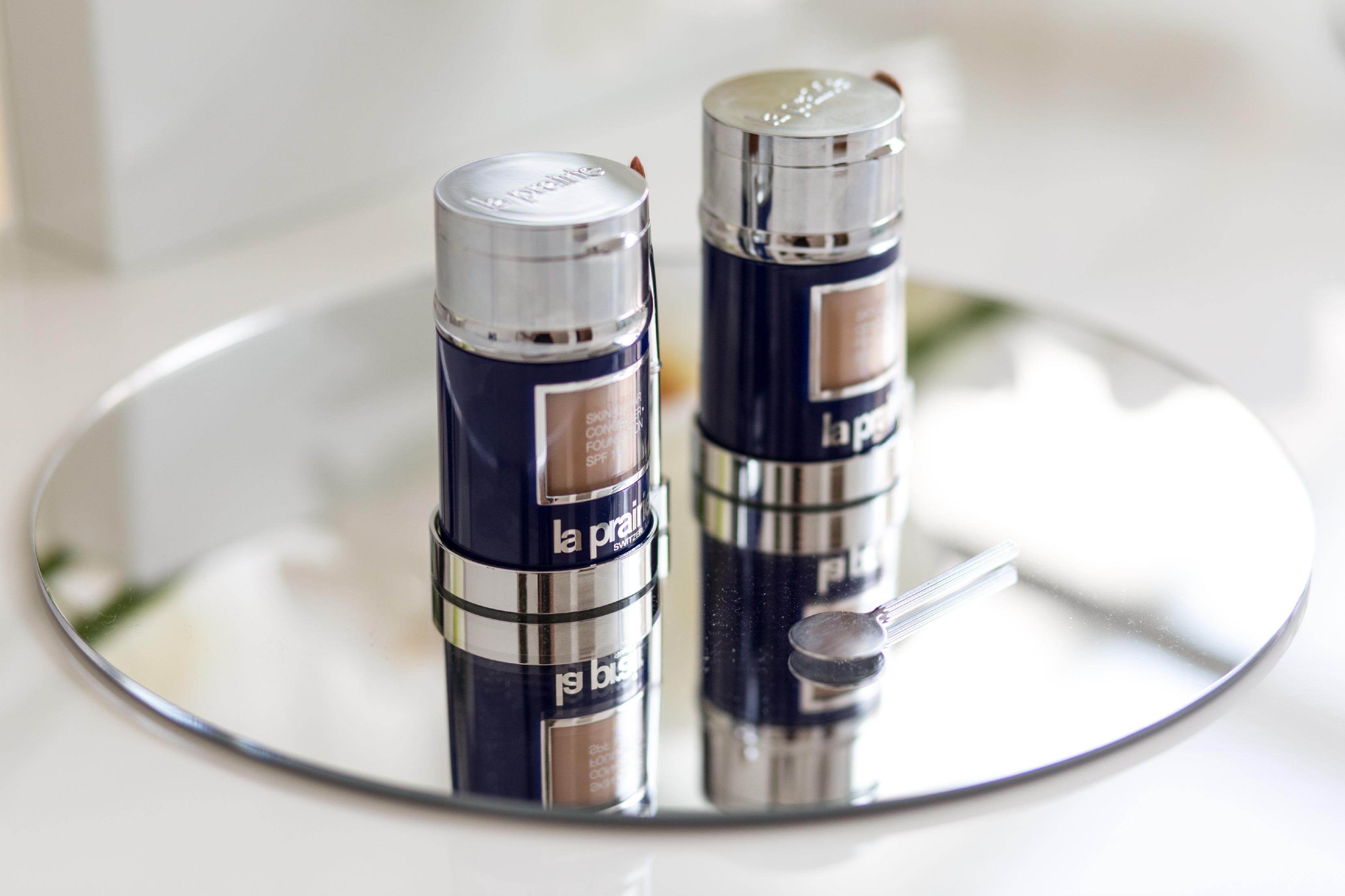 Хидратираща и стягаща основа за грим Skin Caviar Concealer Foundation SPF 15 от La Prairie