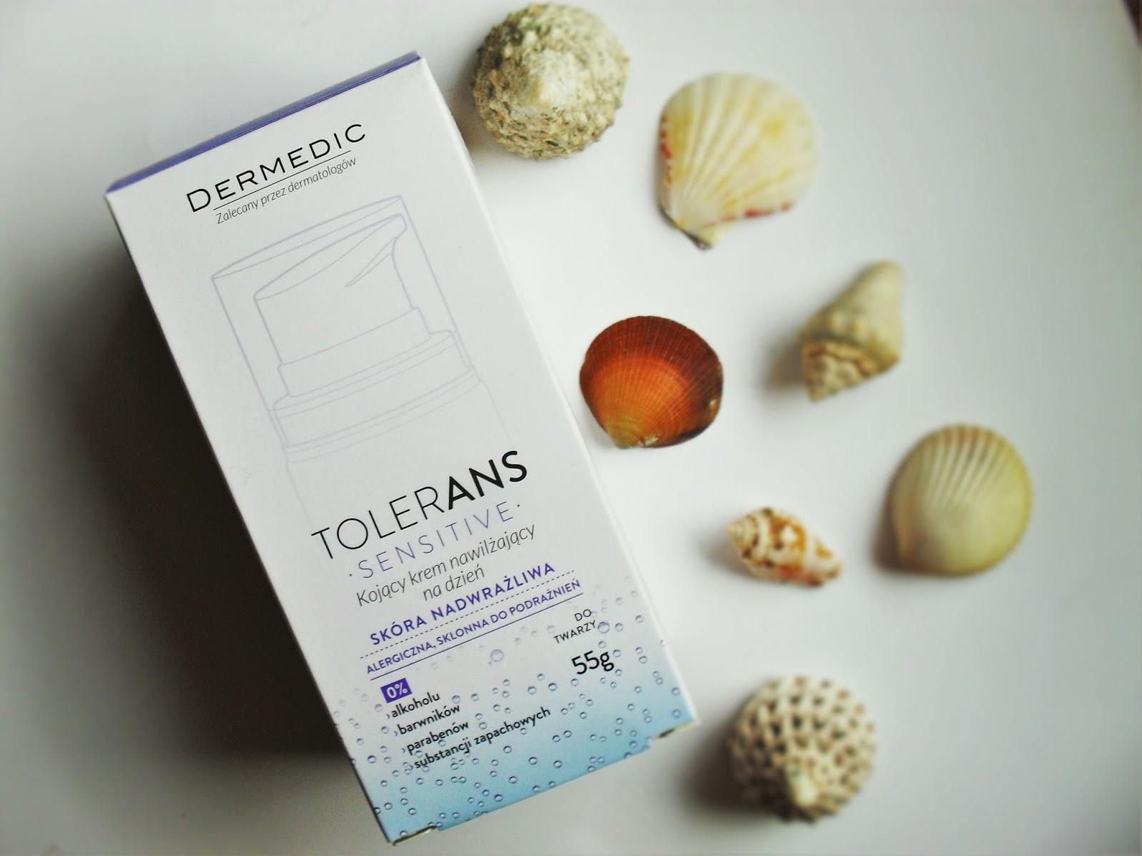 Хидратиране на кожата с Dermedic Tolerans
